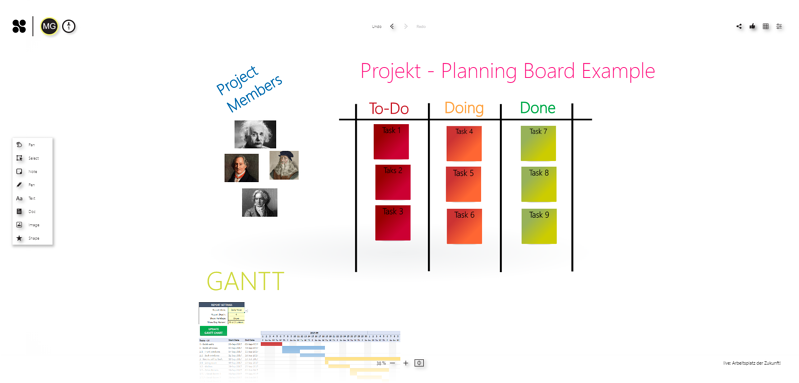 Planning_Collaboard