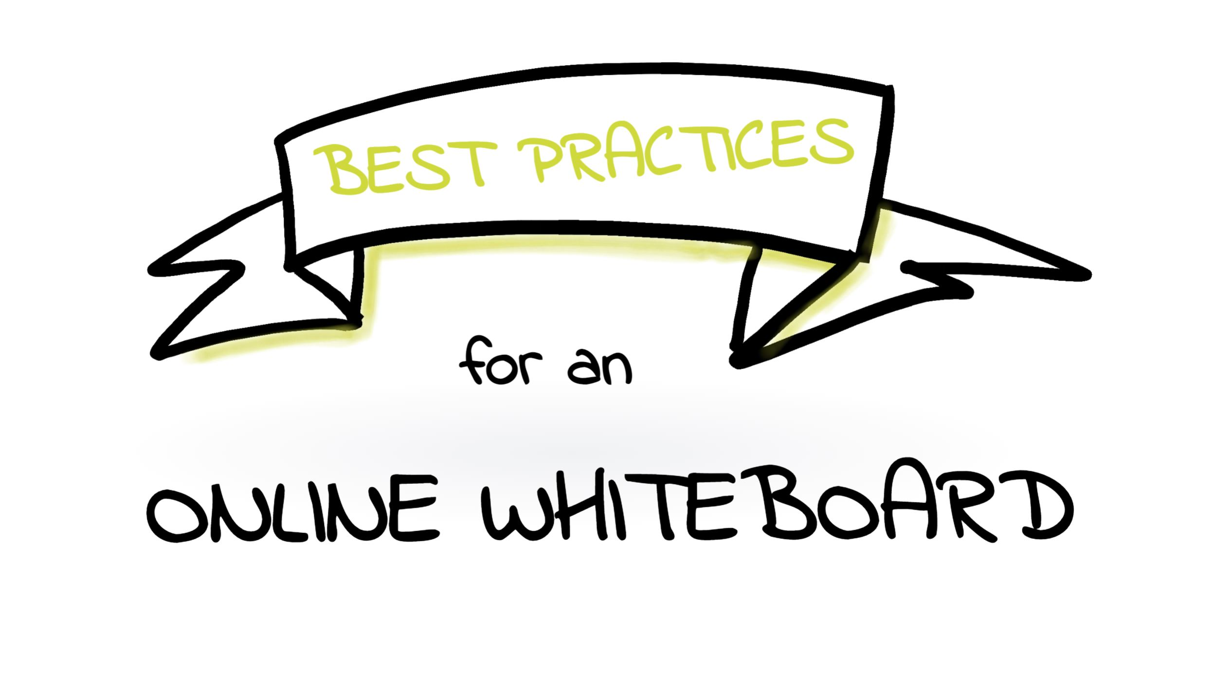 Collaboard best practices for GDPR compliant online whiteboard software for interactive and creative remote collaboration